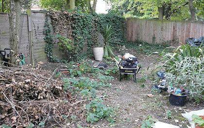 Garden Clearances